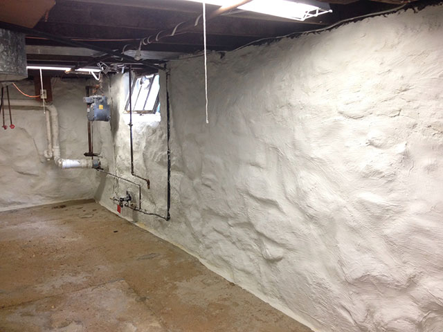 Stone Foundation Repair Basement Waterproofing